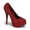 TEEZE-31G Red Glitter